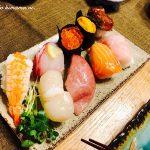 父の日に、お寿司を握る。