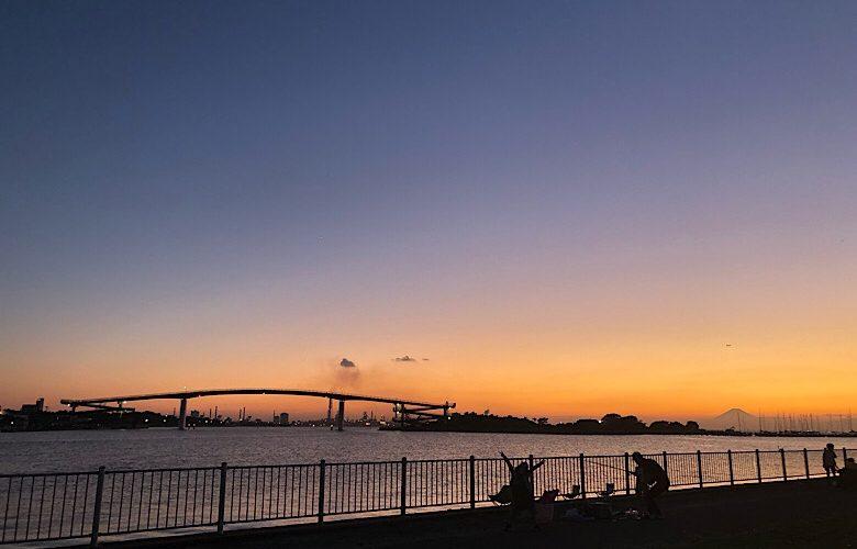 木更津内港公園で釣りだぞっ!2